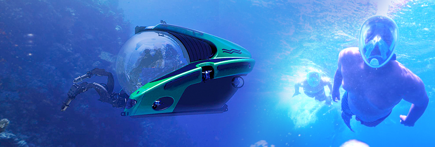 Best Underwater Gadgets to Experience the Ocean Beauty