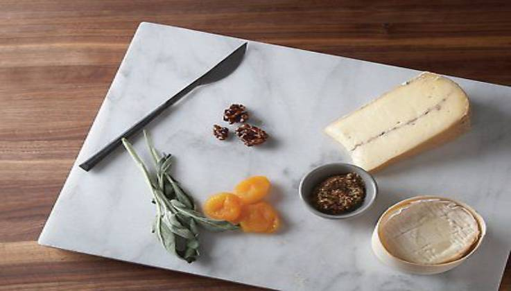 An Ultimate Marble Pastry Board By Fox Run