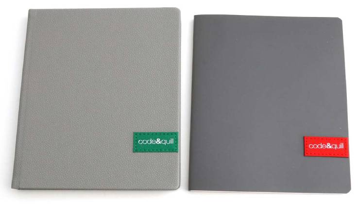Code & Quill Notebooks - GadgetAny