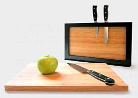 Chops – Magnetically Connected Cutting Boards