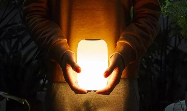 Casper Glow Magical Light For Batter Sleep