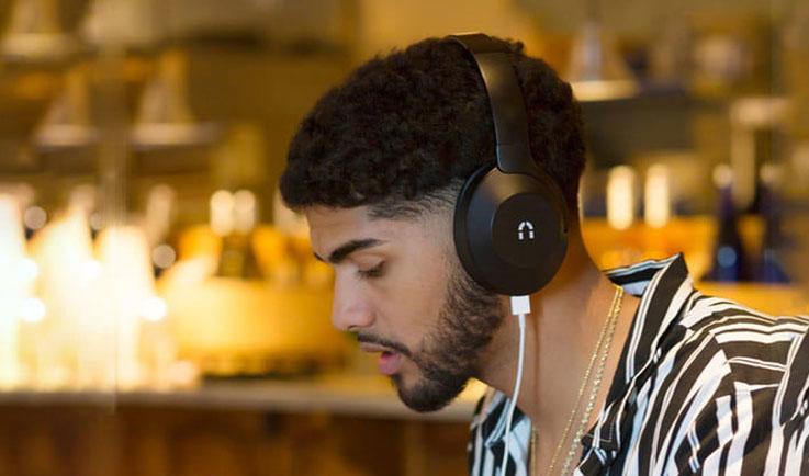 Neavio ANC Power Bank Headphones5
