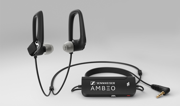 Sennheiser AMBEO AR One In-Ear Headphones