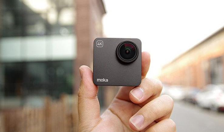 Alpha-World's Smallest 4K Camera 2nd Gen-GadgetAny