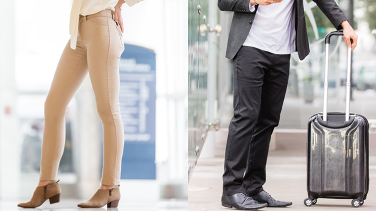 BauBax – The World's Best TRAVEL PANTS with 15 Features-GadgetAny