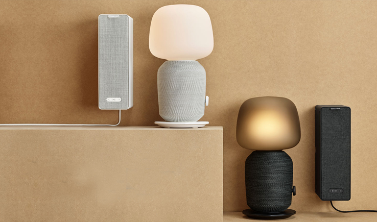 SYMFONISK: Loudest Table Lamp-GadgetAny