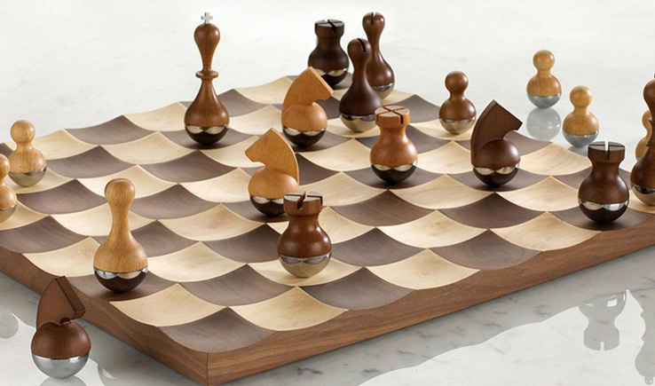 WOBBLE Chess Set – For those who always love to play-GadgetAny