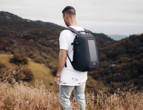 Numi Smart Travel Backpack
