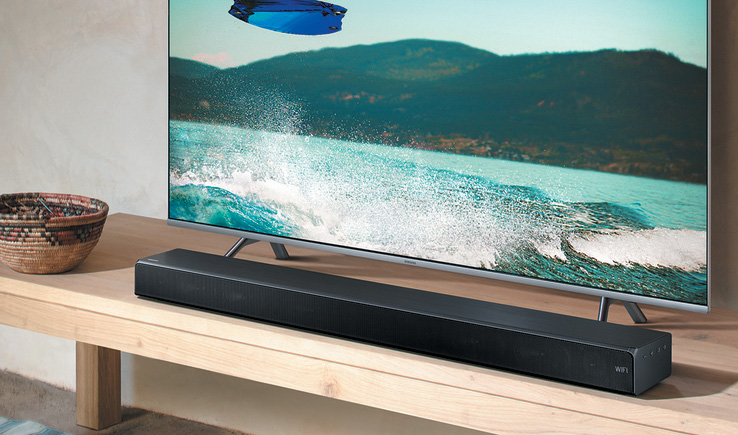 Samsung R Series Soundbar Collection goes perfectly with your Samsung TV-GadgetAny