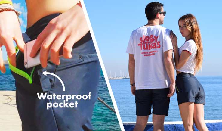 Sloppys – World's Best All-Terrain Travel Short-GadgetAny