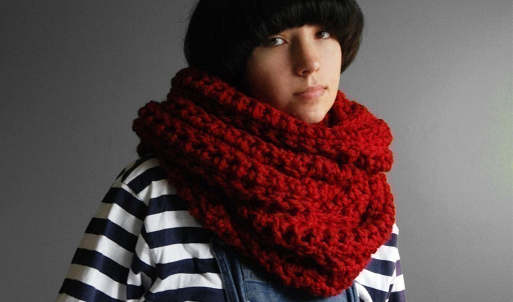 The Soopascarf – Forget Hats & Gloves Oversized Scarves Are New Accessory-GadgetAny