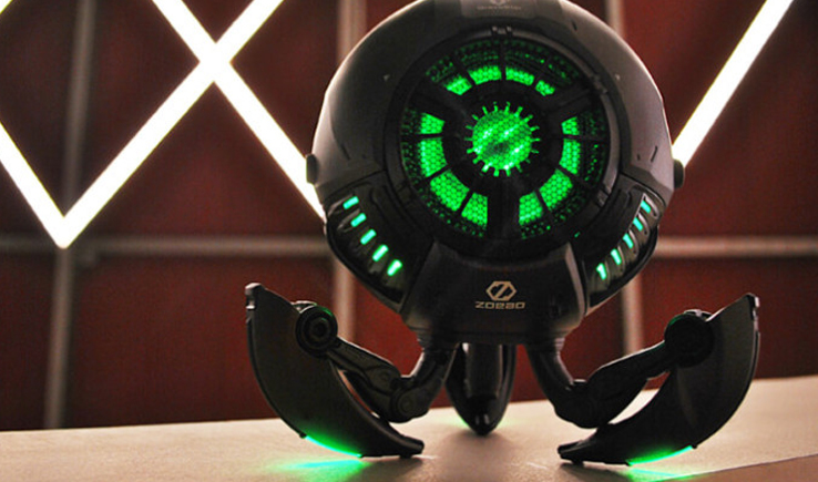 GravaStar: Crazy Cool Speaker with Ultimate Sound-GadgetAny