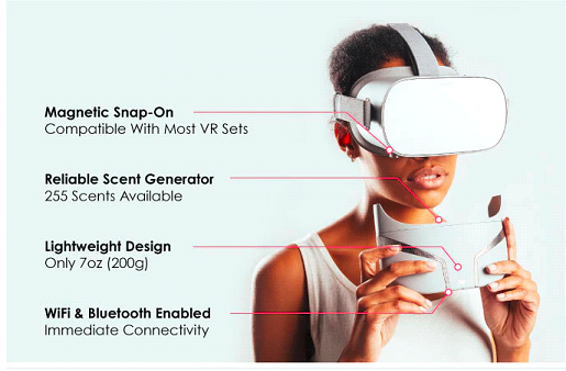 Feelreal – The World's First Multisensory VR Mask