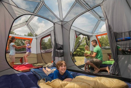 Instant Cabin Style Tent