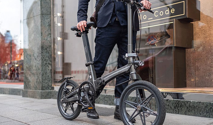 THE ONE: World Lightest Electric Folding Bike-GadgetAny