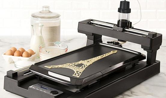 3D Pancake Bot -The amazing Pancake Printer