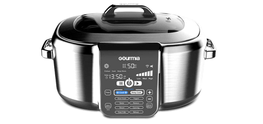 Gourmia GMC650 11 in 1 Sous Vide & Multi Cooker - GadgetAny
