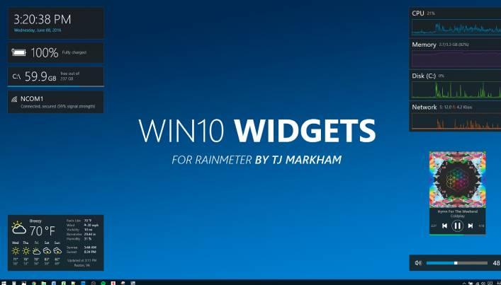 Best gadgets for window 10 desktop - GadgetAny