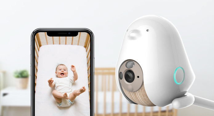 Cubo AI: World's Smartest Baby Monitor-GadgetAny
