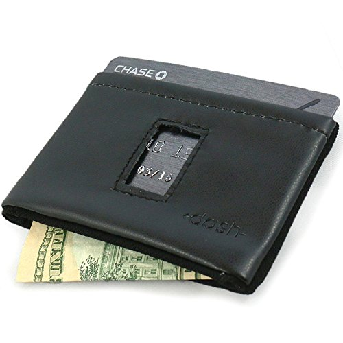 Dash Premium Men's Slim Wallet