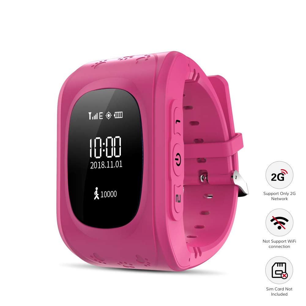 Wonbo GPS Tracking Smartwatch