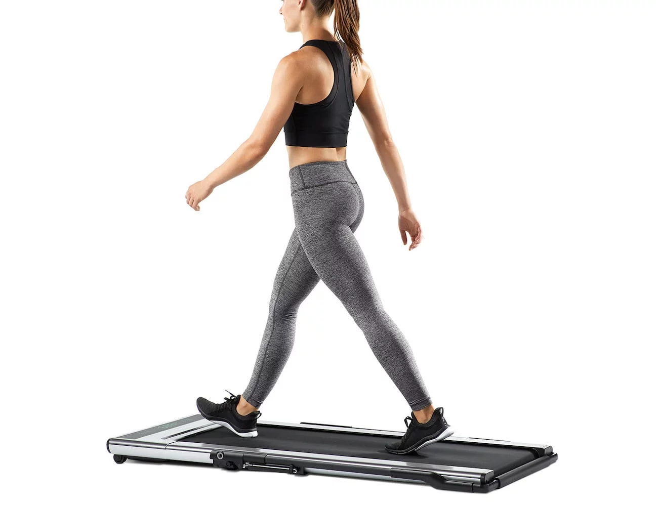 Treadly Ultra-Thin Compact Treadmill
