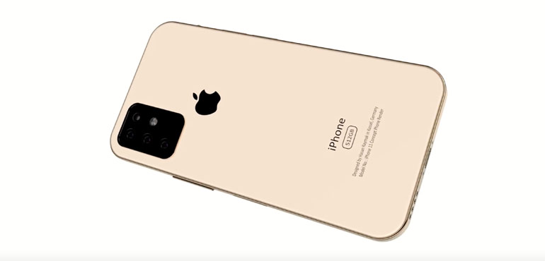 The next iPhone is expected in September