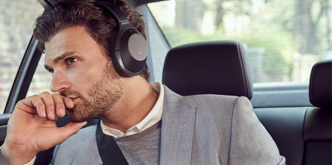 sony wireless noise cancelling headphones 2019