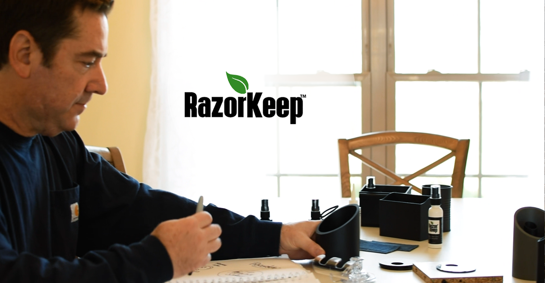 RazorKeep – World's Best Razor Maintenance System-GadgetAny