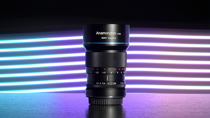Sirui anamorphic lens-GadgetAny