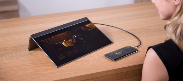 BladeX, The Slimmest On-the-Go Monitor.-GadgetAny