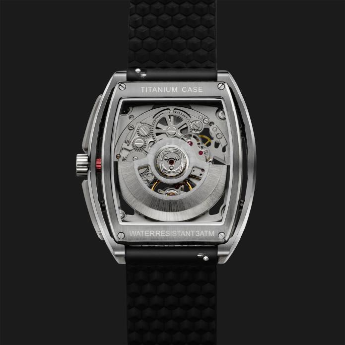 CIGA Design Z-Series Mechanical Titanium Watch-GadgetAny