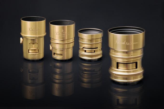 New Petzval 80.5 mm f/1.9 MKII SLR Art Lens-GadgetAny
