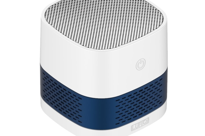 LUFT Cube – Portable, Filterless Air Purifier-GadgetAny