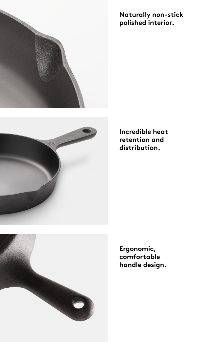 Prepd Skillet – The Ultimate Pan-GadgetAny