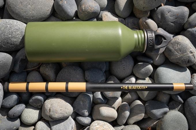 Tenkara Rod Co.-The Beartooth Rod Go  Mini Rod-GadgetAny