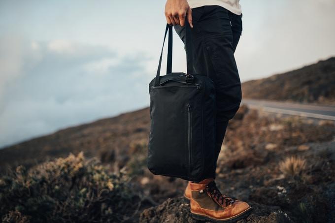 Gravel Bag System | 42L Backpack, Sling Bag-GadgetAny