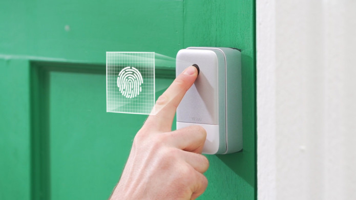 K1 Smart Lock Box: Makes Any Door-entry Smart-GadgetAny