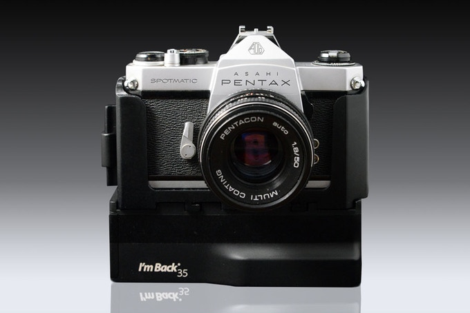 I'm Back®35 – An 50's camera-GadgetAny