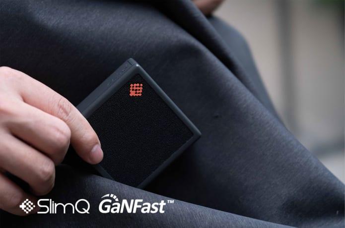 SlimQ F100 – world-wide 100W GaN fast charger-GadgetAny