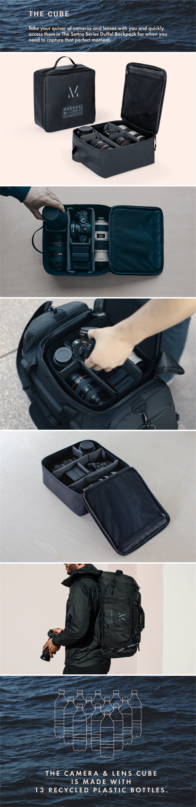 Settra Series – Bag Series-GadgetAny