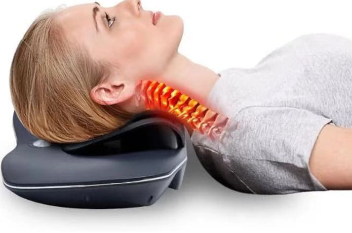 NEXX: Multifunctional Home Therapy Neck Device-GadgetAny