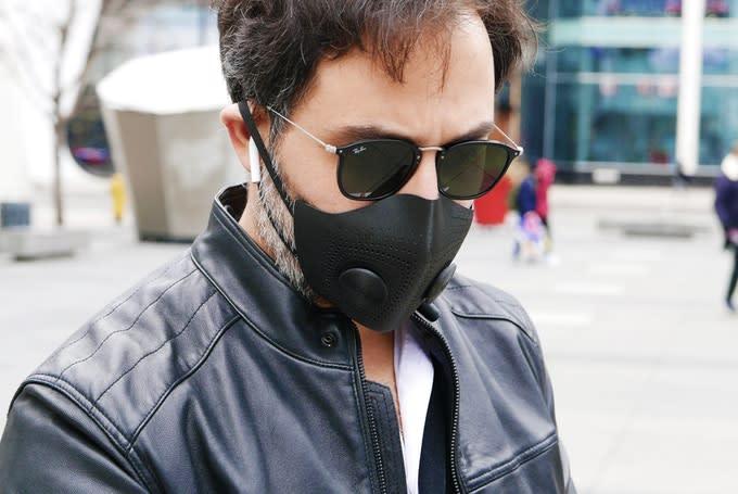 Nuo 3D Mask- A Bespoke mask-GadgetAny