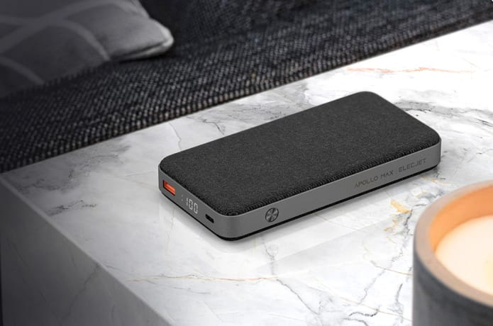 Apollo Max- The Power Bank Recharges in 19 Mins-GadgetAny