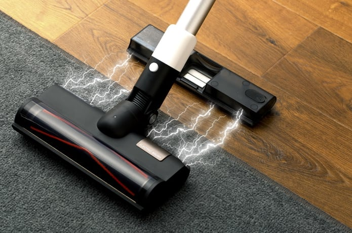 ROIDMI X30 Pro: The Best Mop And Vacuum Cleaner-GadgetAny