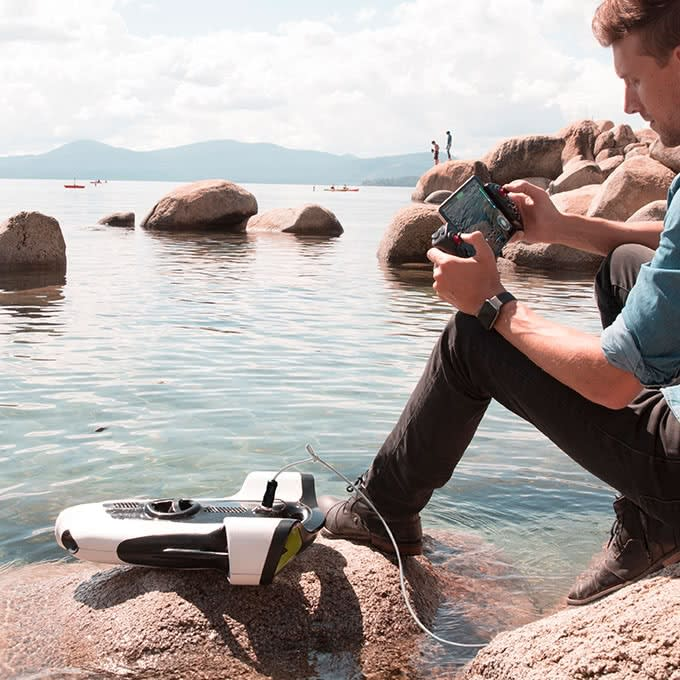 BW-Space: Smart & Affordable Underwater ROV Drone-GadgetAny