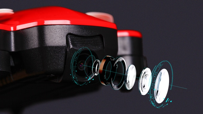 Fairy Drone: Ultraportable FHD Aerial Photographer-GadgetAny
