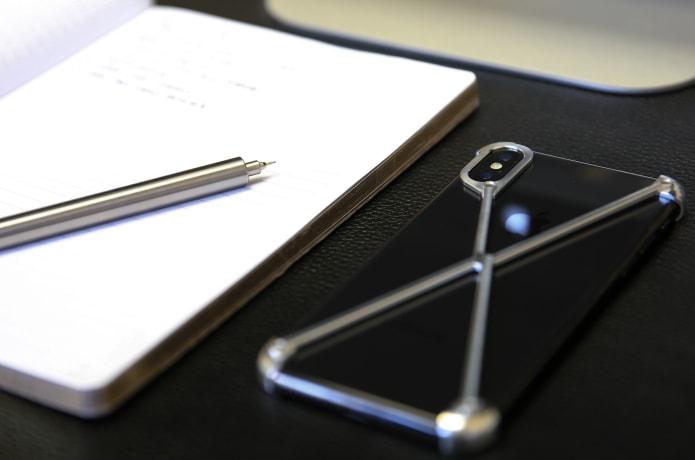 RADIUS X: The World's Best Minimal iPhone X Case-GadgetAny