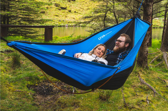 Crua Koala V2: Record Breaking Hammock- Improved.-GadgetAny