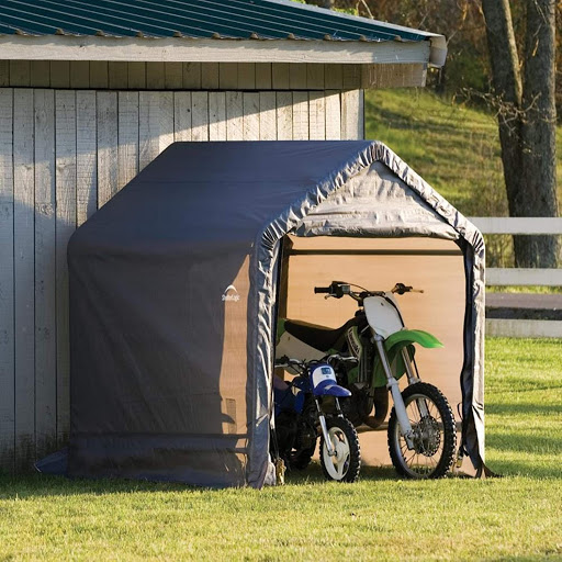 5 best outdoor Motorcycle storage shed of 2020